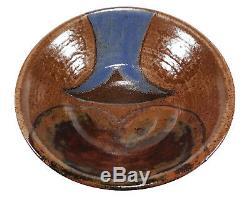 15 Vintage Sasha Makovkin California Studio Art Pottery Bowl Wildenhain Student