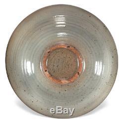 16 Vintage Roy Walker California Studio Art Pottery Bowl Student Of Glen Lukens