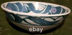 1973 Vintage Aldermaston Studio Pottery Bowl Alan Caiger-Smith