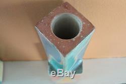 5 Vintage 1986 Sara Post Studio Art Pottery Candle Sticks