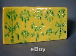 Arklow Studio Pottery Keramik 60er-70er Retro Blumen-Vase Vintage MCM 60s/70s