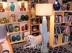 Bagni Studio Vintage Italian Art Pottery Seagarden Vase Large Raymor Londi Italy