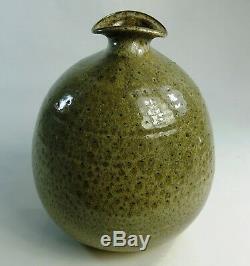 Beautiful Vintage Mid-Century Gerald Patrick Studio Art Pottery Vase