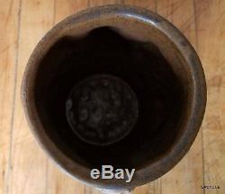 Bernard Rooke vintage Mid Century Modern Brutalist studio pottery OWL vase