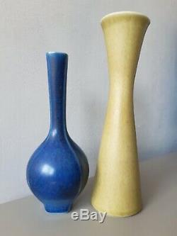 Berndt Friberg Selecta vase for Gustavsberg vintage Swedish mid-century art