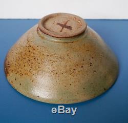 Carol McFarlan Studio Pottery Bowl Pond Farm Alumn Vintage Pottery