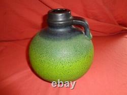 Carstens Atelier rare vase 1008/20 West German vintage fat lava mid-century WGP
