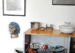 David Cressey Vtg Mid Century Modern Ceramic Studio Pottery Vase Bowl California