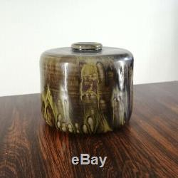 Heiner Balzar Studiokeramik Künstlerkeramik Vase German Studio Art Pottery Vase