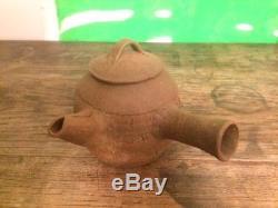 JANET LEACH St Ives Pottery teapot. Vintage Studio Ceramics