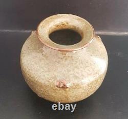 James and Nan McKinnell American Vintage Studio Pottery Vase- Signed
