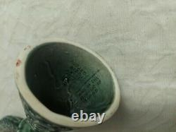 John Ffrench, Arklow Studio Pottery, Candlestick RARE Vintage