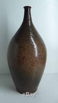John Gilbert Gallery Exhibition Vase Australian Pottery Vintage Studio Ceramic