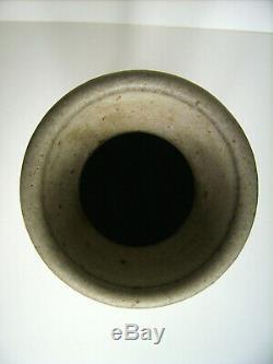 Keramik Vase 33cm Mobach Keramiek Holland Studiokeramik art pottery 60s vintage