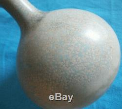 Laura Andreson California Studio Pottery Micro Crystalline Vintage 1970's Vase