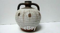MID Century Italian Pottery Ceramic Vase Vintage Studio Bitossi