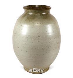 Mod Vintage Antonio Tony Prieto Hand Thrown California Studio Art Pottery Vase