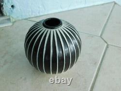 Nice Vintage Stig Lindberg for Gustavsberg studio Ceramic mid century vase MCM
