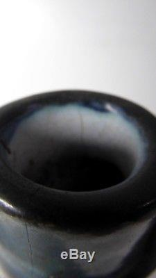 Original Vintage Troika Pottery MID Century Vase St. Ives Ceramic Studio Art