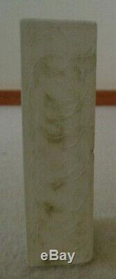 Rare Vintage 1970s Carn Pottery Cornwall Studio Art Totem Vase