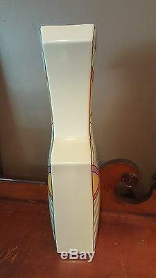 Rosenthal Flash One Dorothy Hafner Studio Line Pitcher Carafe Vase Bottle Vntg
