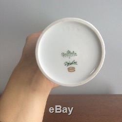 Rosenthal Studio Linie Vase Bjorn Wiinblad- Vintage Mid Century White Pottery