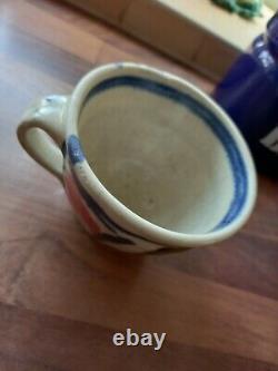 SANDY BROWN mug Vintage EARLY RARE PIECE Studio Pottery