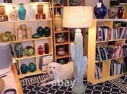 SBCD Pottery Vintage Vase Studio Signed California Santa Barbara Ceramic Design