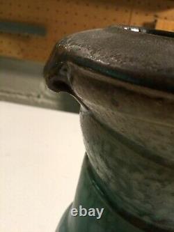 STEVEN HILL Large Vintage Vase Pot Studio Potter