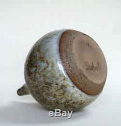 Studio Pottery Abe Cohn Bud Vase Weed Pot Vintage MCM Wisconsin Mid Century