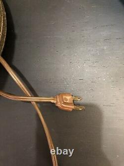 Stunning Vintage Mid Century Studio Pottery 29 1/2 Lamp