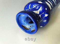 Unterstab Keramik vase mid-century studio pottery German vintage ceramic MCM DDR