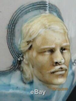 VERY Rare VINTAGE DAVID KEYES FUNK STUDIO TACOMA MODERN ART POTTERY FOX TEAPOT