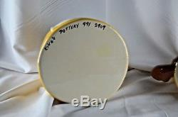 VINTAGE Aunt Jemima Ceramic Cookie Jar #2 KING'S POTTERY Studio 12.5X8