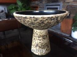 Vintage 1950 Mid Century Studio Pottery Vase / Candlestick by Pieter Groeneveldt