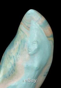 Vintage 1995 Gary Spinosa Studio Ceramic Sculpture. No Reserve