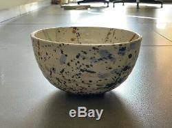 Vintage 2012 Peter Shire Exp Echo Park Studio Art Pottery Bowl