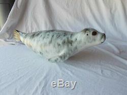 Vintage Andersen Design Studio 21 SEAL Figurine Art Pottery
