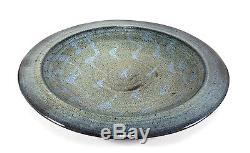 Vintage Antonio Tony Prieto California Studio Art Pottery Plate Listed Artist
