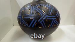 Vintage Australian Pottery Studio Maria Van Du Gough 1986 Ceramic Art