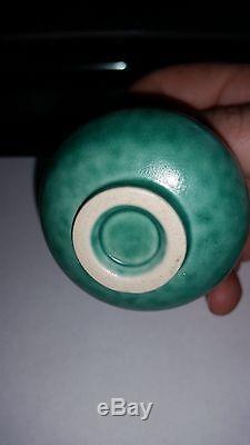 Vintage Berndt FRIBERG Miniature Vase GUSTAVSBERG-Sweden-Studio Art Pottery