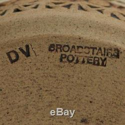 Vintage Broadstairs Studio Pottery Lidded Container 1968-83