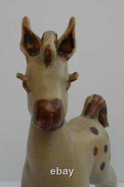 Vintage Bullers Agnete Hoy Figure Of A Foal Circa 1941