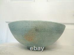 Vintage Canadian Theo & Susan Harlander Studio Art Pottery Bowl