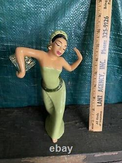 Vintage Ceramic Arts Studio Madison WI beautiful dancer Bali-ba figurine