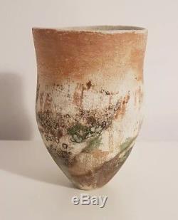 Vintage Elspeth Owen English Studio Pottery Vase