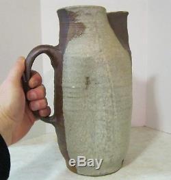 Vintage Frans Wildenhain Studio Pottery Large Pitcher Vessel