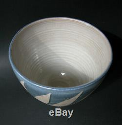 Vintage GERRY WILLIAMS American STUDIO Art Pottery NEW HAMPSHIRE Signed EX