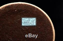 Vintage Gordon & Jane Martz Signed Ceramic Lamp BASE 1960 Marshall Studios #105