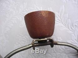 Vintage Jane & Gordon Martz Marshall Studios Stoneware Pottery Lamp withFinial